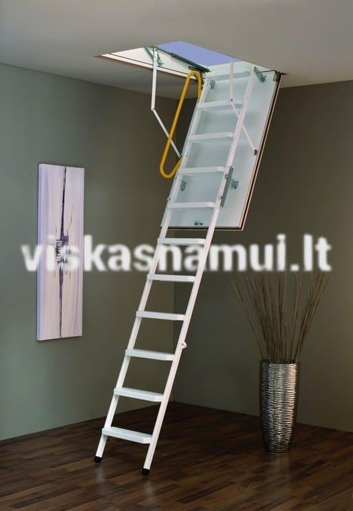Palepes Laiptai Steel 120x70x280