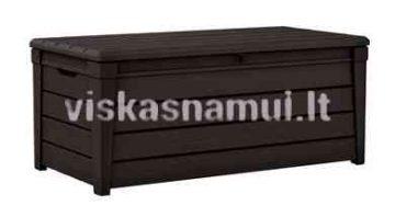 Daiktadeze Brightwood Storage Box 455l Rudas 590