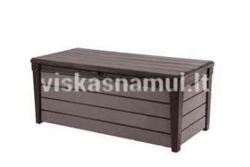 Daiktadeze Brushwood Storage Box 455l Rudas 590
