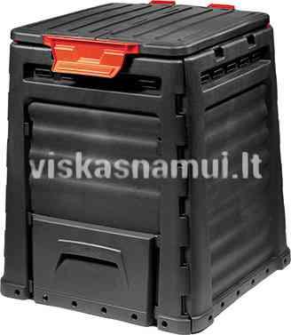 Komposto Deze Eco Composter 320 L Juodas